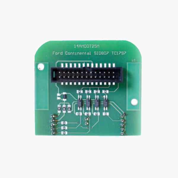 Adapter Continental SID 807 INFINEON TRICORE TC1797 for Alientech K-Tag